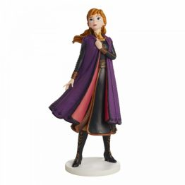 Live Action Anna Frozen Figurine
