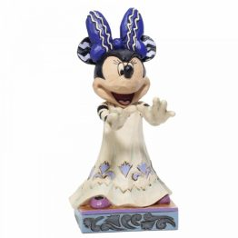 Halloween Minnie Figurine