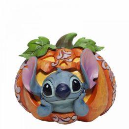 Stitch O' Lantern Figurine