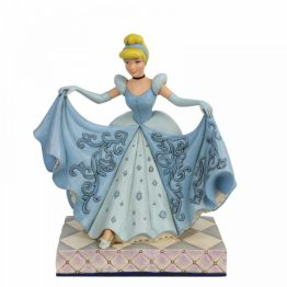Cinderella Glass Slipper Figurine