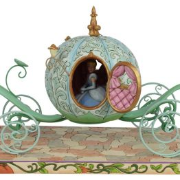 Cinderella Carriage Figurine