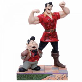 Muscle-Bound Menace (Gaston and Lefou Figurine)