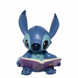 Stitch Book Figurine