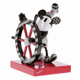 Britto: Steamboat Willie Figurine
