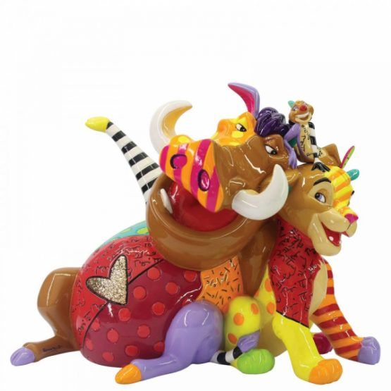 Britto: The Lion King Figurine