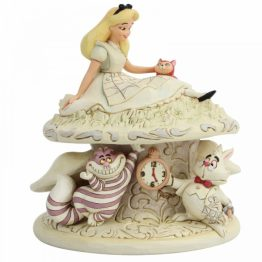 Whimsy and Wonder (Alice in Wonderland Figurine)