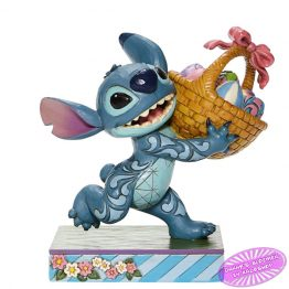 Stitch Running with Easter Basket
