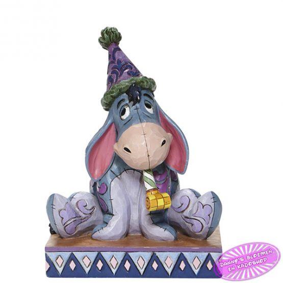 Eeyore with Birthday Hat & Horn