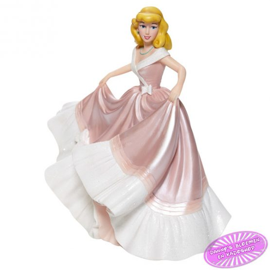 Couture de Force Cinderella in Pink Dress