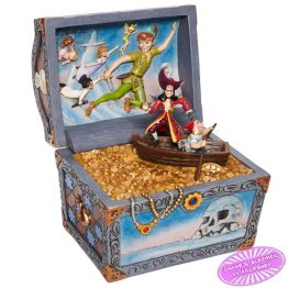 Peter Pan Treasure Chest Scene
