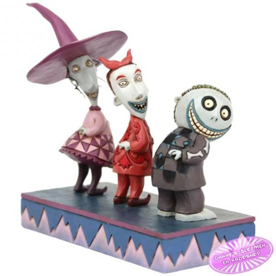 Nightmare Before Christmas: Lock, Shock and Barrel