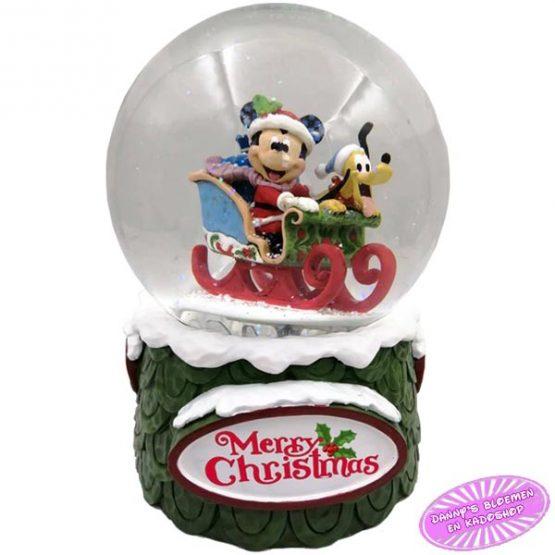 Mickey & Pluto: Holiday Waterball